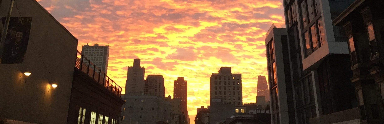 Sunbeam Sunrise, @themartinharo/Instagram