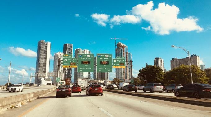 Miami Traffic, Martin Haro