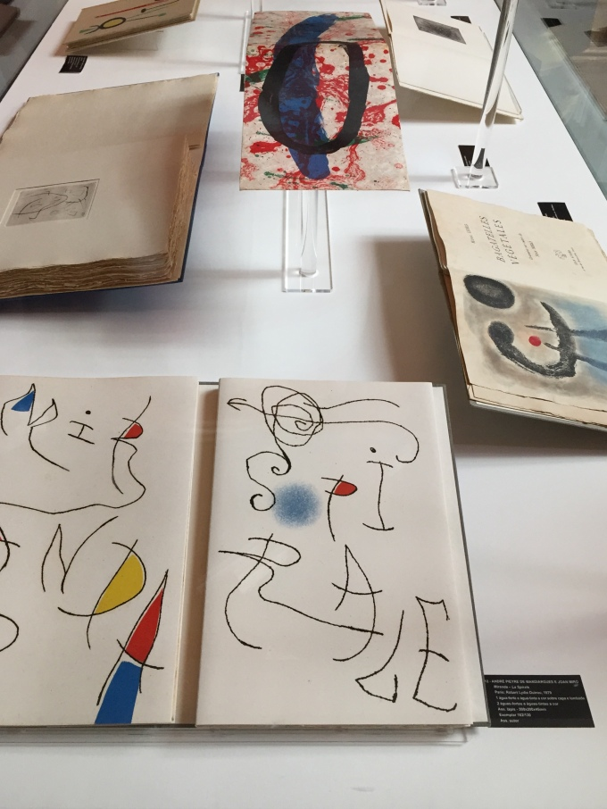 Illustrated Books by Joan Miró, Martin Haro