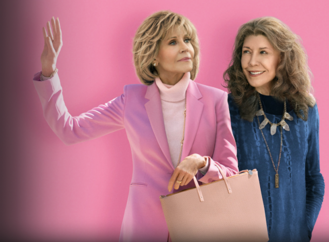 Grace and Frankie Season 6, Netflix