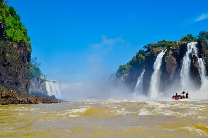 Iguazú's Isla de San Martín, Martin Haro