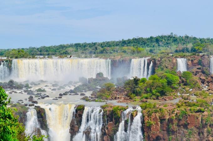 Iguaçu, Martin Haro