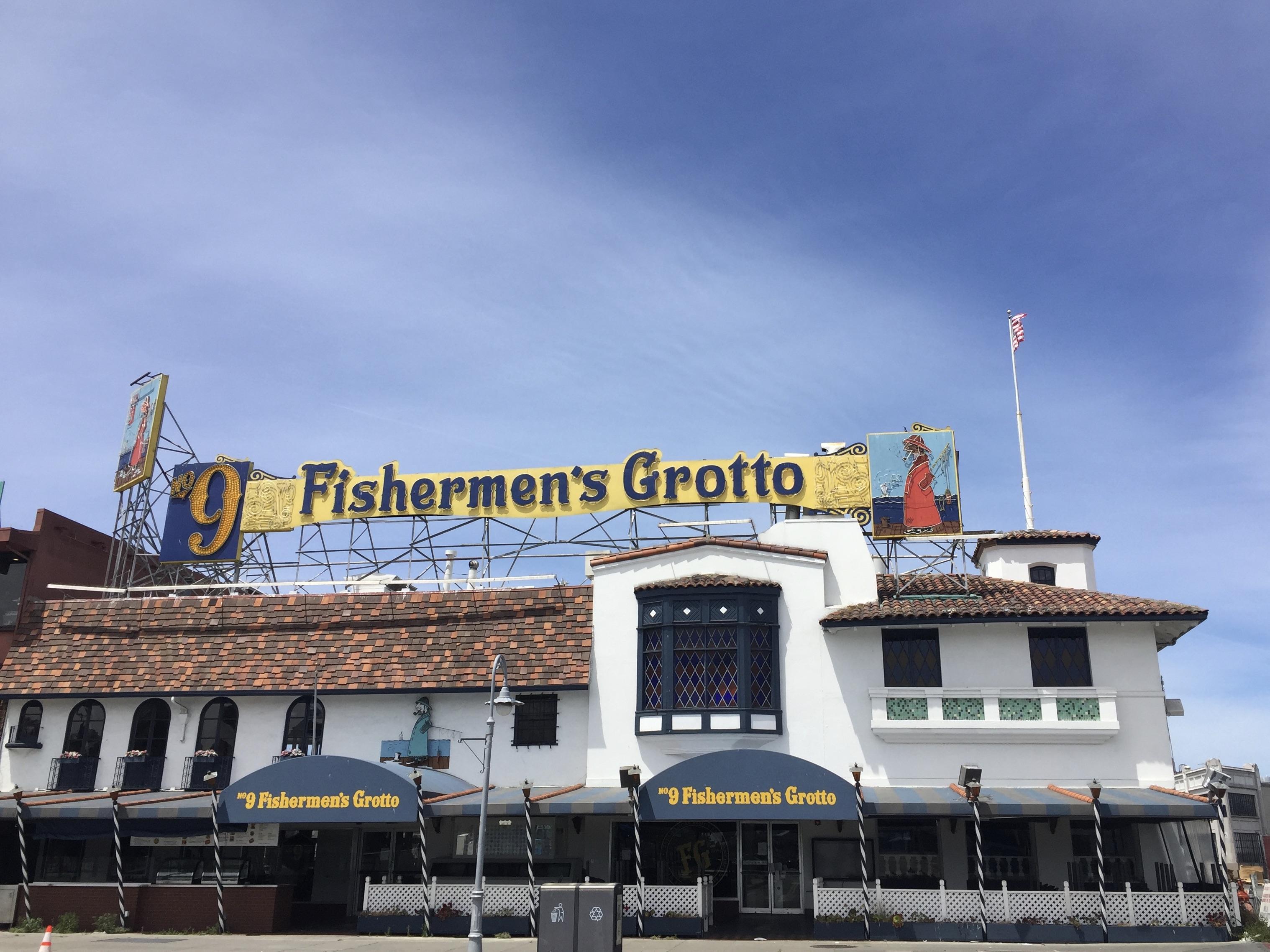 Fisherman's Wharf, 5.22.20, Martin Haro